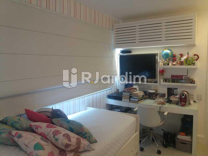 Suíte 2 - Cobertura à venda Rua Baronesa de Poconé,Lagoa, Zona Sul,Rio de Janeiro - R$ 2.530.000 - LACO30264 - 17