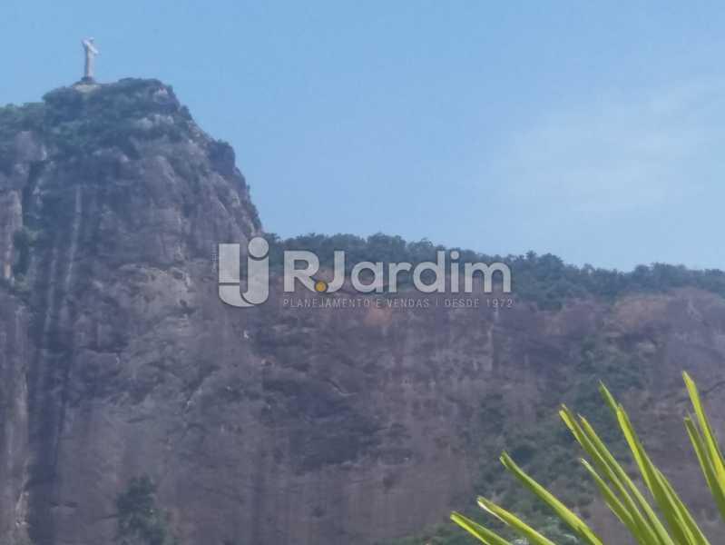 Vista do Terraço - Cobertura à venda Rua Baronesa de Poconé,Lagoa, Zona Sul,Rio de Janeiro - R$ 2.530.000 - LACO30264 - 28