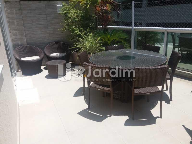 Terraço - Cobertura à venda Rua Baronesa de Poconé,Lagoa, Zona Sul,Rio de Janeiro - R$ 2.530.000 - LACO30264 - 29