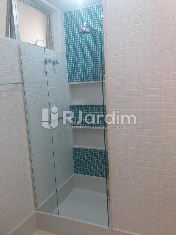 banheiro - Apartamento À Venda - Leblon - Rio de Janeiro - RJ - LAAP31984 - 23