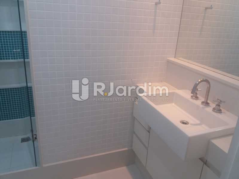 WC suíte - Apartamento À Venda - Leblon - Rio de Janeiro - RJ - LAAP31984 - 10