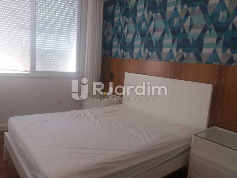 Suíte 1 - Apartamento À Venda - Leblon - Rio de Janeiro - RJ - LAAP31984 - 7