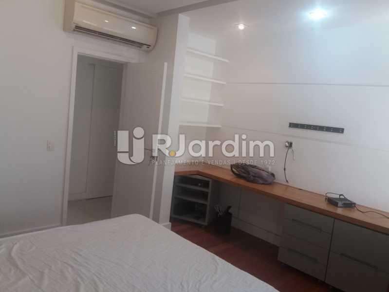 Suíte 1 - Apartamento À Venda - Leblon - Rio de Janeiro - RJ - LAAP31984 - 8
