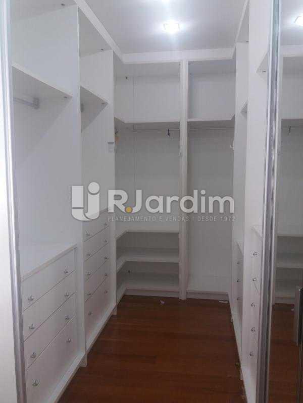 Closet - Apartamento À Venda - Leblon - Rio de Janeiro - RJ - LAAP31984 - 9