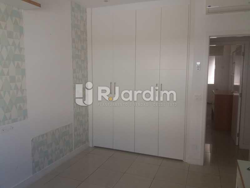 Quarto - Apartamento À Venda - Leblon - Rio de Janeiro - RJ - LAAP31984 - 12