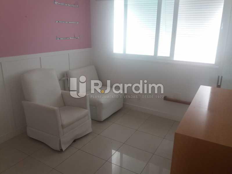 Suíte 2 - Apartamento À Venda - Leblon - Rio de Janeiro - RJ - LAAP31984 - 13