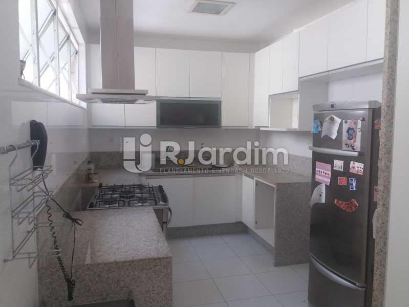 Cozinha - Apartamento À Venda - Leblon - Rio de Janeiro - RJ - LAAP31984 - 17