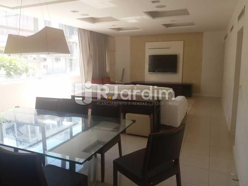 Salas - Apartamento À Venda - Leblon - Rio de Janeiro - RJ - LAAP31984 - 5