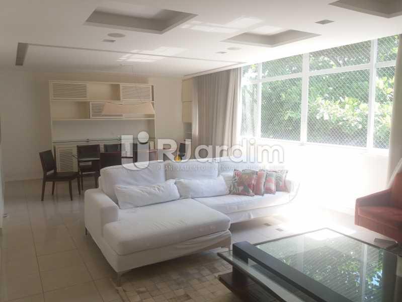 Salão - Apartamento À Venda - Leblon - Rio de Janeiro - RJ - LAAP31984 - 1