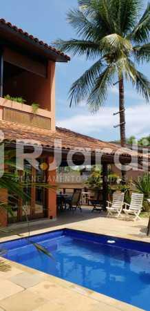 entrada social  - Compra Venda Casa Residencial Freguesia (Jacarepaguá) 4 Quartos - LACN40017 - 1