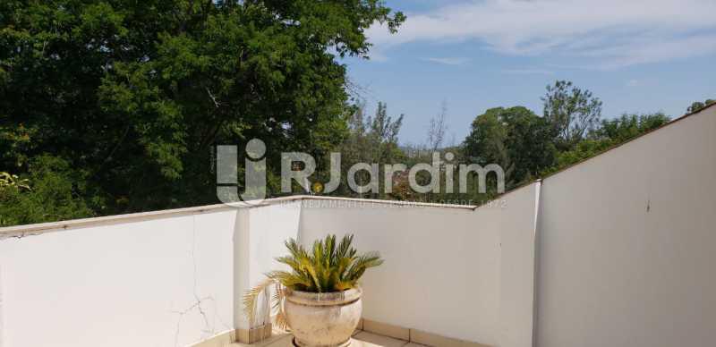 terraço/ vista verde  - Compra Venda Casa Residencial Freguesia (Jacarepaguá) 4 Quartos - LACN40017 - 15
