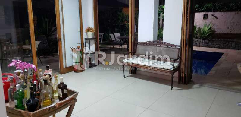 sala - Compra Venda Casa Residencial Freguesia (Jacarepaguá) 4 Quartos - LACN40017 - 9