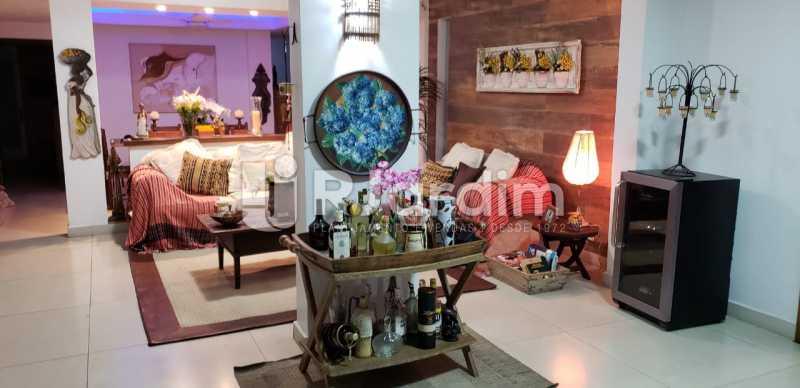 sala - Compra Venda Casa Residencial Freguesia (Jacarepaguá) 4 Quartos - LACN40017 - 10