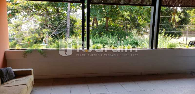 varanda frontal / vista verde  - Compra Venda Casa Residencial Freguesia (Jacarepaguá) 4 Quartos - LACN40017 - 16