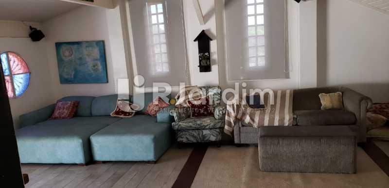 sala de tv - Compra Venda Casa Residencial Freguesia (Jacarepaguá) 4 Quartos - LACN40017 - 14