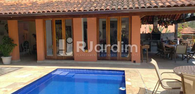 piscina/área gourmet - Compra Venda Casa Residencial Freguesia (Jacarepaguá) 4 Quartos - LACN40017 - 4