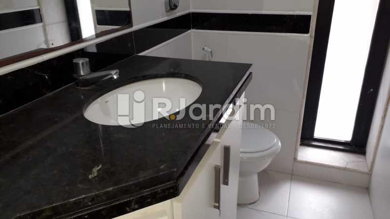 Banheiro - Sala Comercial Centro Aluguel Administração Imóveis - LASL00193 - 6