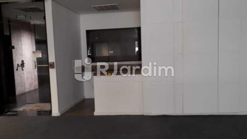 sala - Sala Comercial Centro Aluguel Administração Imóveis - LASL00193 - 11