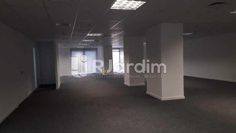 sala - Sala Comercial Centro Aluguel Administração Imóveis - LASL00193 - 4