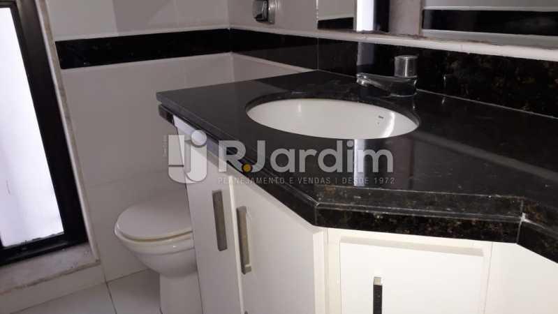 Banheiro - Sala Comercial Centro Aluguel Administração Imóveis - LASL00193 - 10