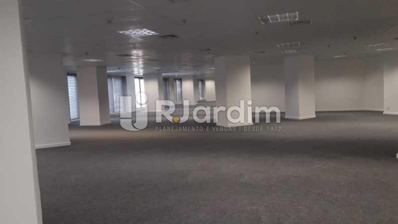 sala centro - Sala Comercial Centro Aluguel Administração Imóveis - LASL00193 - 8