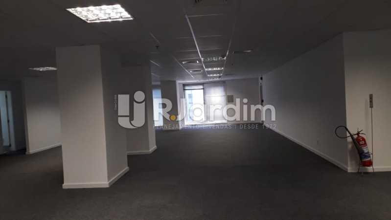 sala - Sala Comercial Centro Aluguel Administração Imóveis - LASL00193 - 3