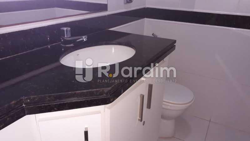 Banheiro - Sala Comercial Centro Aluguel Administração Imóveis - LASL00193 - 12