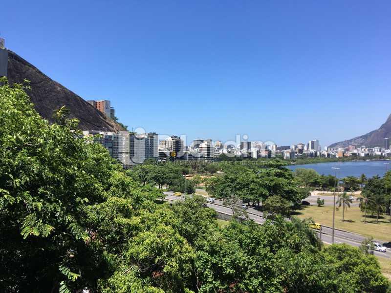 Vista Lagoa - Apartamento À Venda - Lagoa - Rio de Janeiro - RJ - LAAP40746 - 1