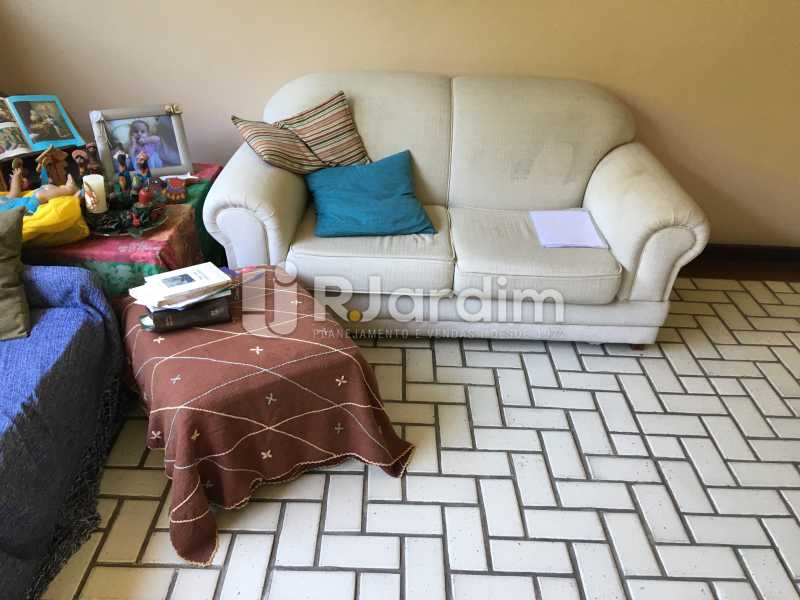 sala de estar - Apartamento À Venda - Lagoa - Rio de Janeiro - RJ - LAAP40746 - 7