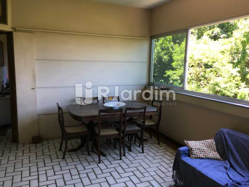 sala de jantar - Apartamento À Venda - Lagoa - Rio de Janeiro - RJ - LAAP40746 - 10