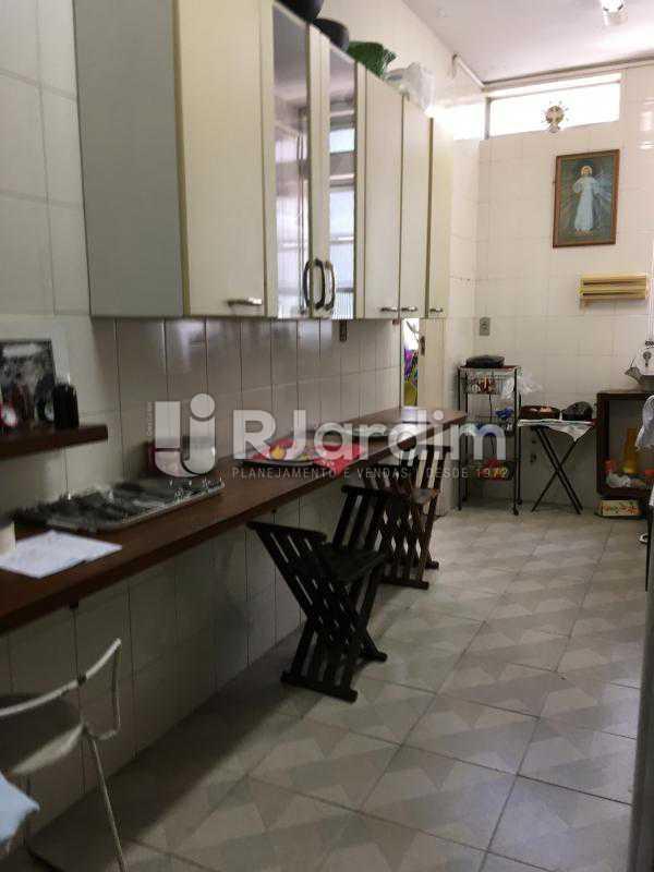 cozinha - Apartamento À Venda - Lagoa - Rio de Janeiro - RJ - LAAP40746 - 12