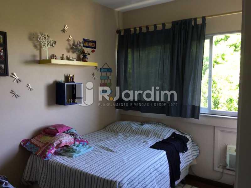 Quarto 1 - Apartamento À Venda - Lagoa - Rio de Janeiro - RJ - LAAP40746 - 14