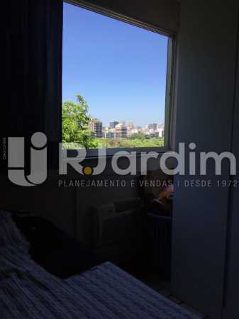 Quarto 1 - Apartamento À Venda - Lagoa - Rio de Janeiro - RJ - LAAP40746 - 15