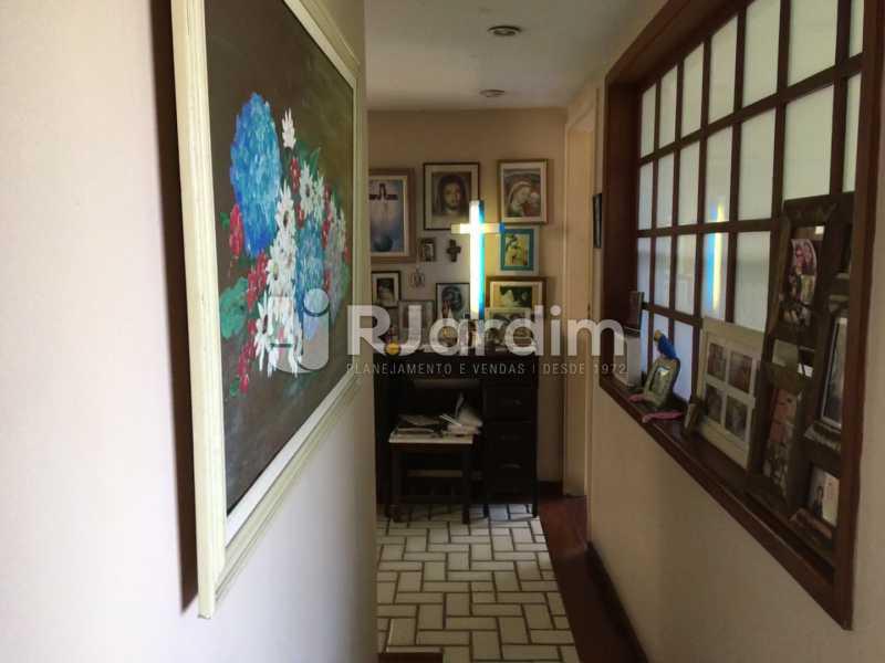 Corredor - Apartamento À Venda - Lagoa - Rio de Janeiro - RJ - LAAP40746 - 30