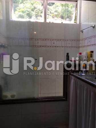 Banheiro social 2 - Apartamento À Venda - Lagoa - Rio de Janeiro - RJ - LAAP40746 - 17