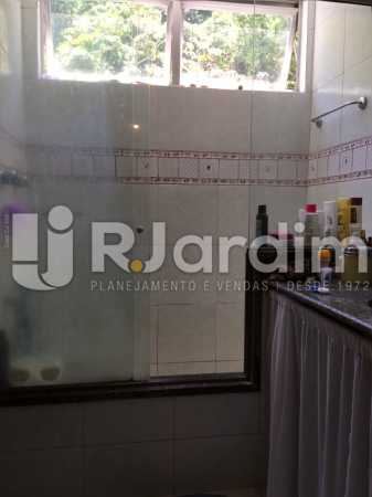 Banheiro social 2 - Apartamento À Venda - Lagoa - Rio de Janeiro - RJ - LAAP40746 - 18