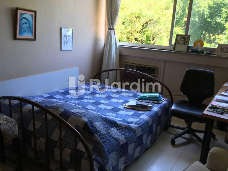 Quarto 3 - Apartamento À Venda - Lagoa - Rio de Janeiro - RJ - LAAP40746 - 23