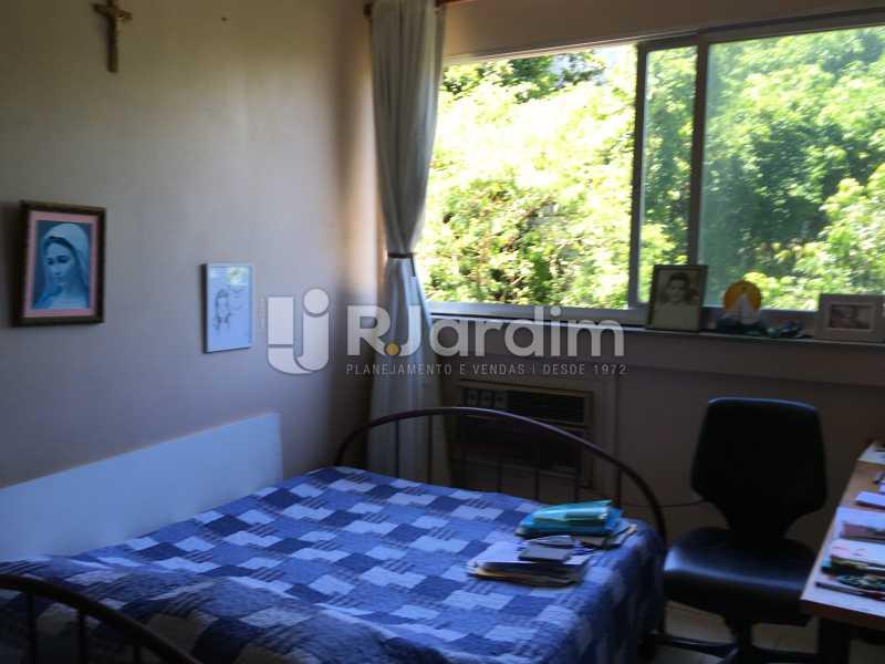 Quarto 3 - Apartamento À Venda - Lagoa - Rio de Janeiro - RJ - LAAP40746 - 25