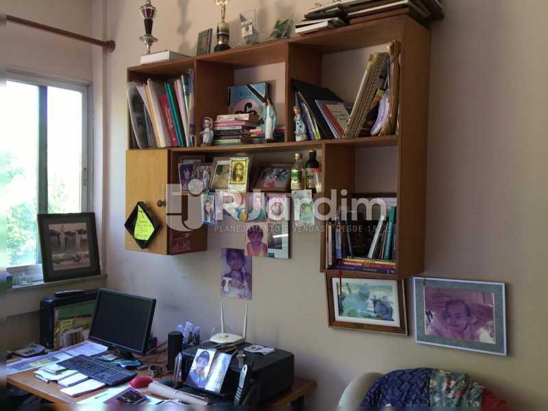 Quarto 4 - Apartamento À Venda - Lagoa - Rio de Janeiro - RJ - LAAP40746 - 26