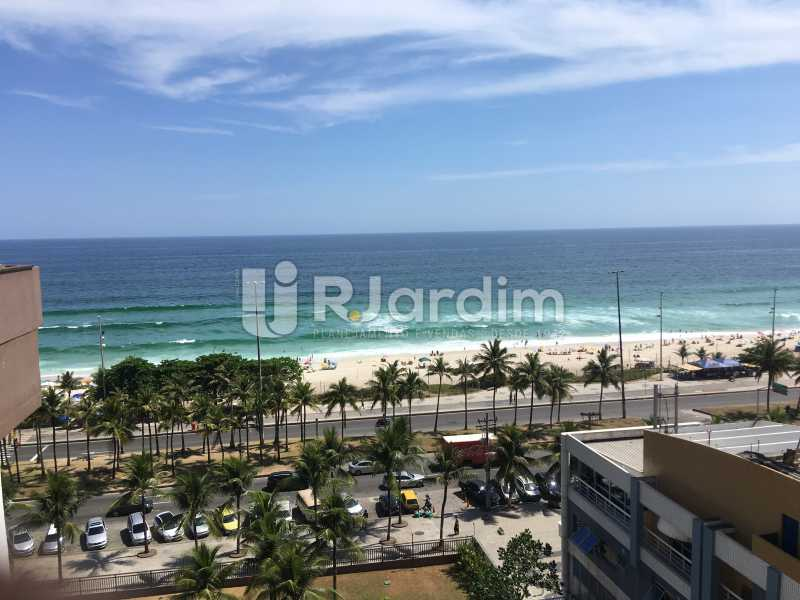 Vista mar - Compra Venda Avaliação Imóveis Apartamento Barra da Tijuca 4 Quartos - LAAP40748 - 1