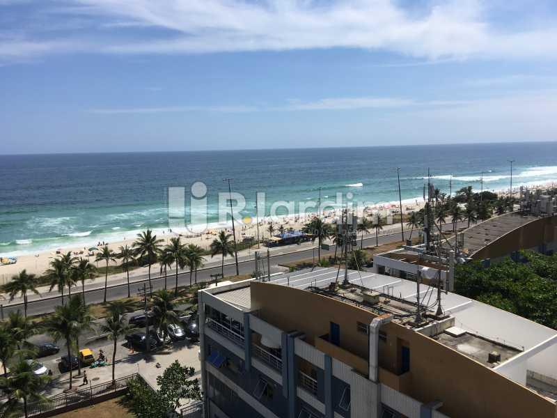 Vista mar - Compra Venda Avaliação Imóveis Apartamento Barra da Tijuca 4 Quartos - LAAP40748 - 5