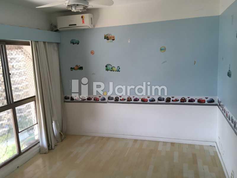 Quarto - Compra Venda Avaliação Imóveis Apartamento Barra da Tijuca 4 Quartos - LAAP40748 - 28