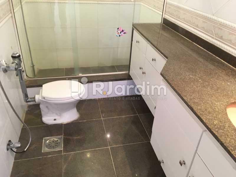 Banheiro Suíte - Compra Venda Avaliação Imóveis Apartamento Barra da Tijuca 4 Quartos - LAAP40748 - 27