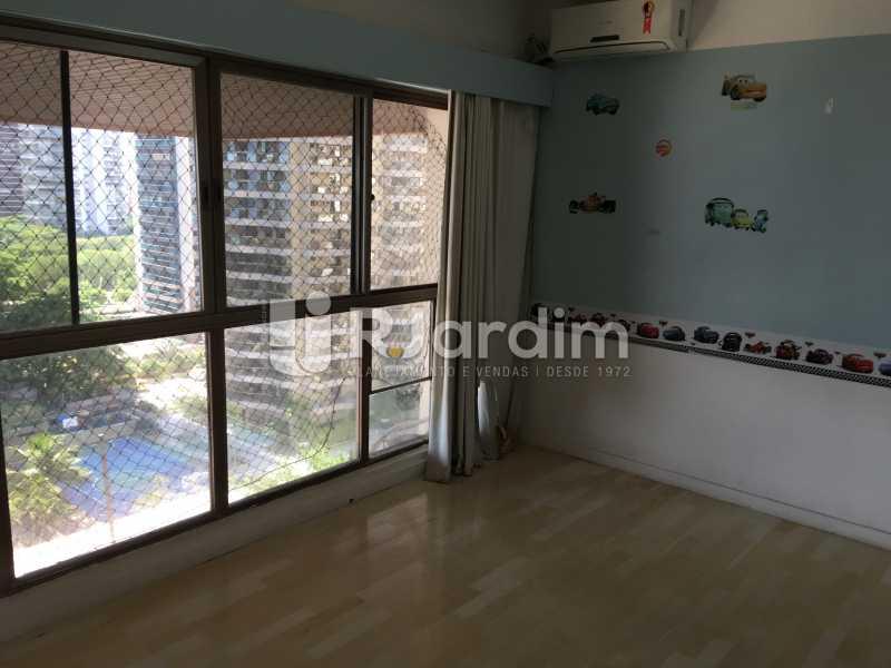 Quarto - Compra Venda Avaliação Imóveis Apartamento Barra da Tijuca 4 Quartos - LAAP40748 - 29