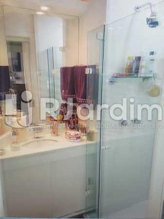 banheiro social - Compra Venda Avaliação Imóveis - LAAP31987 - 5