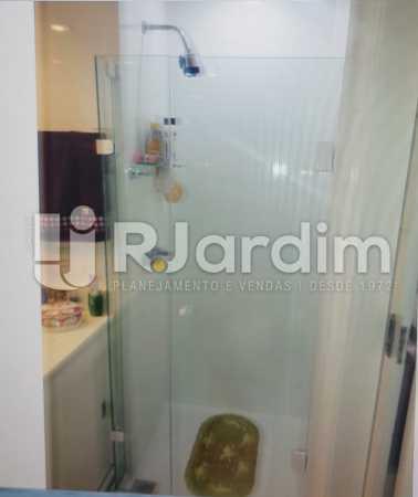 banheiro da suite - Compra Venda Avaliação Imóveis - LAAP31987 - 7