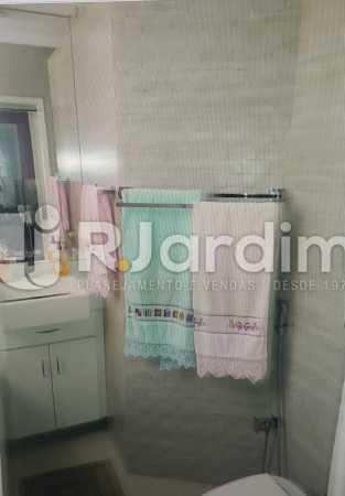 banheiro da suite - Compra Venda Avaliação Imóveis - LAAP31987 - 8