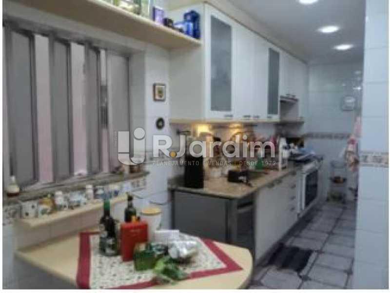 cozinha - Apartamento À Venda - Copacabana - Rio de Janeiro - RJ - LAAP31992 - 10