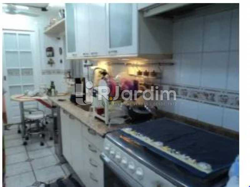 cozinha - Apartamento À Venda - Copacabana - Rio de Janeiro - RJ - LAAP31992 - 11