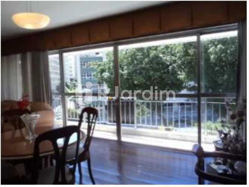 Sala e varanda - Apartamento À Venda - Copacabana - Rio de Janeiro - RJ - LAAP31992 - 8